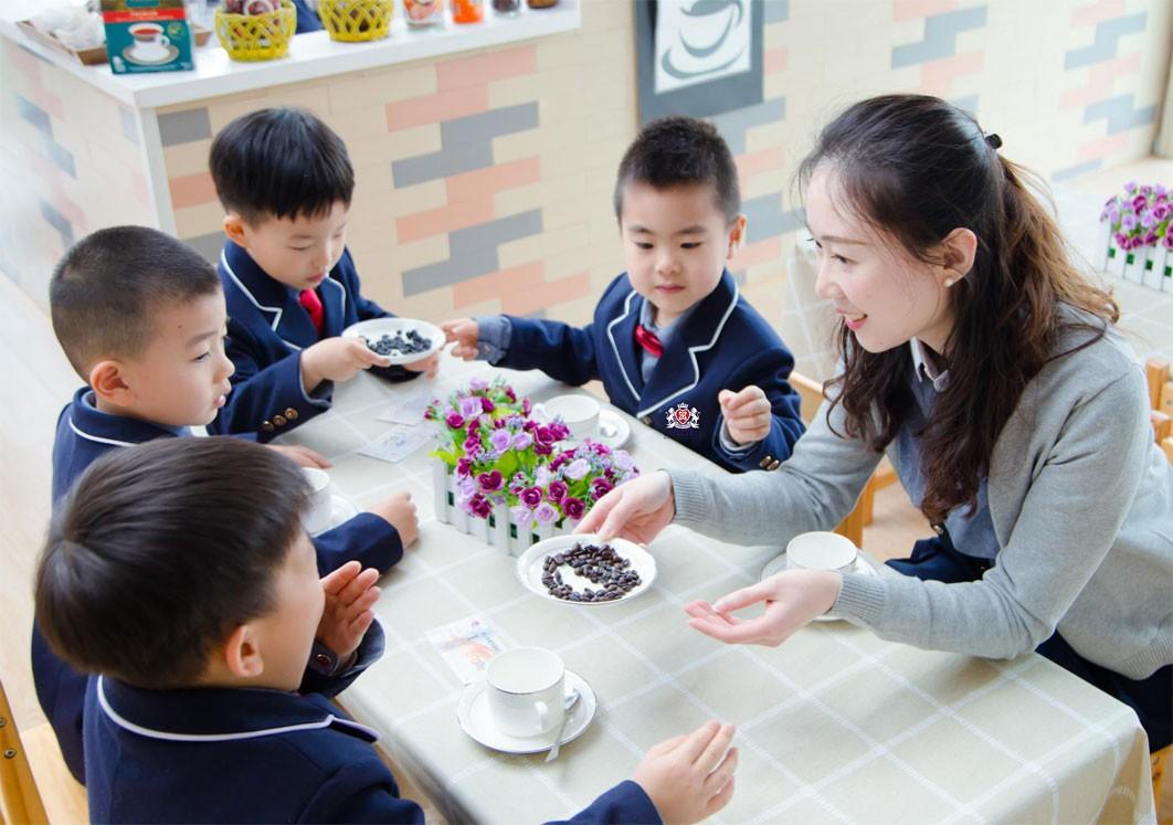 童心万向国际崂山幼儿园(图3)