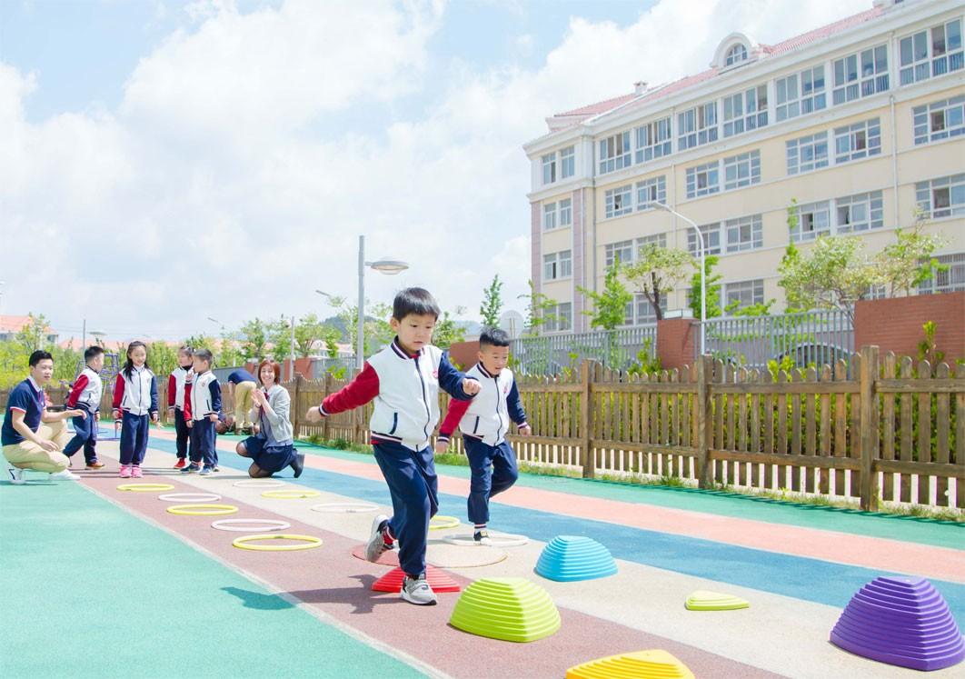 童心万向国际崂山幼儿园(图5)
